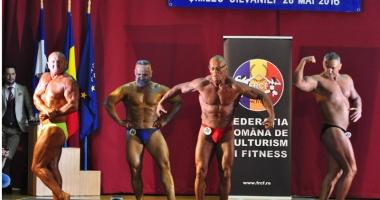 Culturiștii constănțeni, campioni naționali la categoria Masters