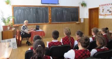 Cum au marcat elevii liceului din Cumpăna Ziua Dobrogei