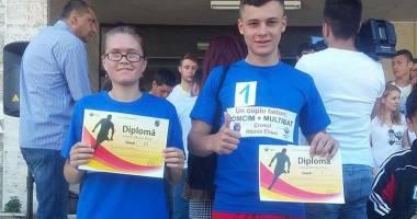 Cum au sărbătorit adolescenții  din Medgidia ziua de 1 Iunie