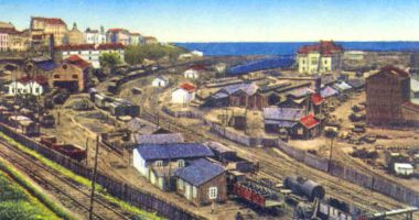 Cum era organizată munca hamalilor din portul Constanța