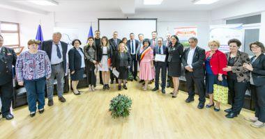 """""""Proiectele finanțate prin programele europene sunt de o importanță capitală pentru mediul rural"""""""