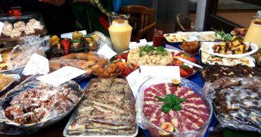 Concurs de artă culinară tradiţională şi de kureş, la Cumpăna