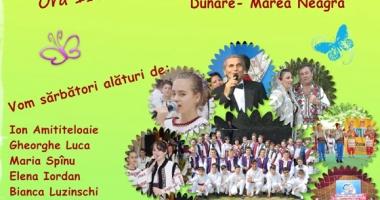 Constănţenii, aşteptaţi la serbarea câmpenească de 1 mai, la Cumpăna