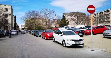 Primăria Constanța vă învață cum să plătiți parcarea cu cardul
