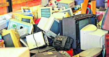 Cum scăpaţi de aparatele electronice  defecte sau vechi, la Constanţa