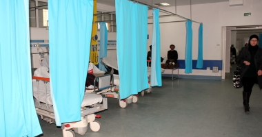 Medicii lucrează la foc continuu! Ce s-a întâmplat în ultimele 24 de ore, la Urgenţa Spitalului Judeţean