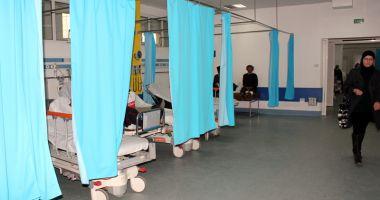 Bătaie şi scandal în zona Gării Constanţa! Două victime, transportate la spital