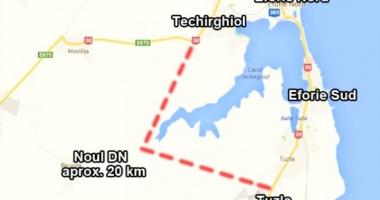 Cum va arăta drumul expres spre sudul litoralului