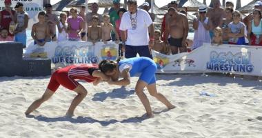 Cupa Callatis la lupte pe plaj�,  gata de startul celei de-a 30-a edi�ii