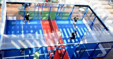 Cupa Intercontinentală de padbol va avea loc în Sala Sporturilor
