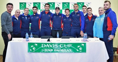 Ce loc ocupă echipa de Cupa Davis a României în lume
