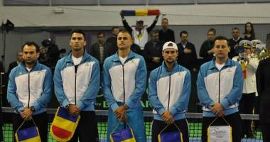 Tenis: S-au pus în vânzare biletele pentru meciul România-Slovacia