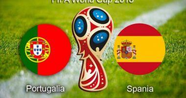CM 2018. Portugalia - Spania 3-3, în primul şoc al turneului final din Rusia