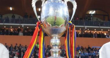 Vezi aici modificările în programul 16-imilor de finală ale Cupei României