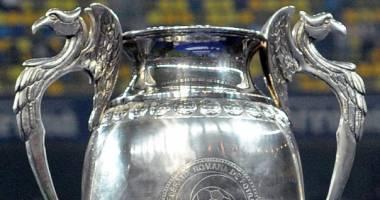 Fotbal: Când au loc tragerile la sorţi pentru 16-imile Cupei României