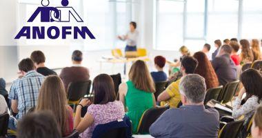 Peste 850 de participanţi la cursurile ANOFM în prima lună a anului 2018