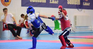 Curs de arbitraj în Kung-Fu, în week-end, la Mangalia