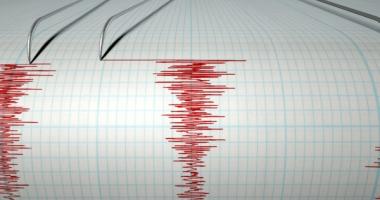 Un nou cutremur în Vrancea