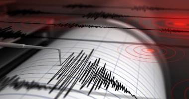 Cutremure în lanţ în judeţul Vrancea