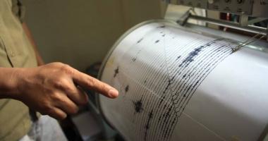 Două cutremure în România, în mai puţin de o oră