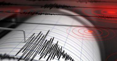 Cinci cutremure joi noaptea, la interval de câteva ore, în România