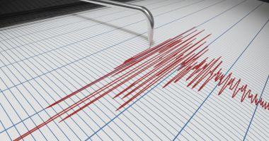 Cutremur în România în noaptea de marți spre miercuri