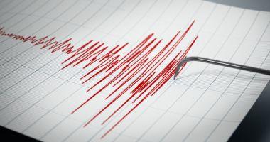 Un cutremur cu magnitudinea 3,3 s-a produs în România