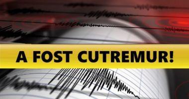 Cutremure succesive în România. Patru seisme s-au produs duminică