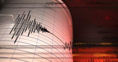 A fost cutremur în România!