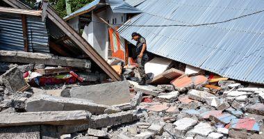 Bilanţul victimelor seismelor şi a valului tsunami a crescut la 1.944 de morţi!