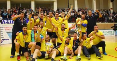 Volei masculin: CVM se înscrie în Liga Campionilor