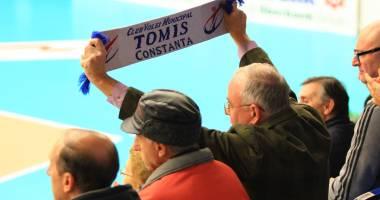 Volei: CVM Tomis s-a retras din Liga Campionilor!