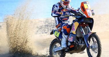 Raliul Dakar: Stephane Peterhansel (auto) şi Cyril Despres (moto), învingătorii din 2013