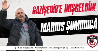 Oficial! Marius Şumudică va antrena echipa Gazişehir Gaziantep din Turcia
