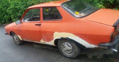 Dacie 1410 Sport, de 2.500 de euro. Preţul s-ar putea dubla după reparaţii?
