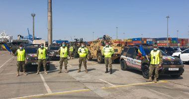 Aproximativ 15.000 de militari români, aliaţi şi parteneri vor participa la exerciţiile 'Dacia 21 Livex'