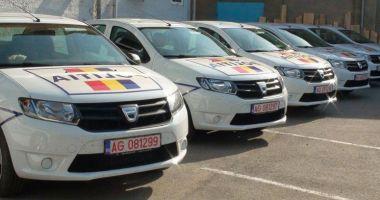 Ministerul Afacerilor Interne va cumpăra de la Renault România autovehicule în valoare de peste 6,2 milioane de euro