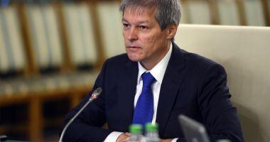 """Dacian Cioloș candidează la europarlamentare.  """"A fost o decizie dificilă"""""""