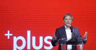 """Dacian Cioloș, ales președinte al PLUS. """"Proiectul meu este România"""""""