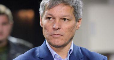 Dacian Cioloș, despre demiterea lui Voiculescu: Modul în care a procedat Florin Cîțu este absolut inacceptabil