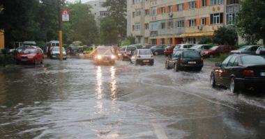 CONSTANŢA, SUB AVERTIZARE DE VREME REA / RAJA a prelungit Comandamentul pentru Situaţii de Urgenţă