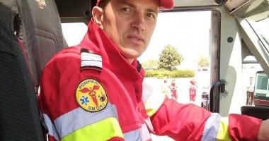 Un an de la moartea pompierul Marius-Daniel Fripis. Slujbe de pomenire la Catedral� �i ISU Dobrogea