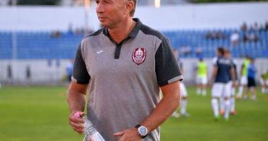 Fotbal / Dan Petrescu și-a reziliat contractul cu CFR Cluj