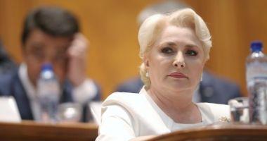 Moțiunea de cenzură pentru demiterea Guvernului Dăncilă a fost respinsă