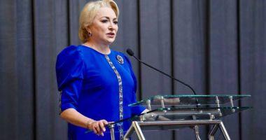 """Viorica Dăncilă: """"Eu nu abandonez lupta și nu îmi plec capul în fața acestui președinte dictator"""""""