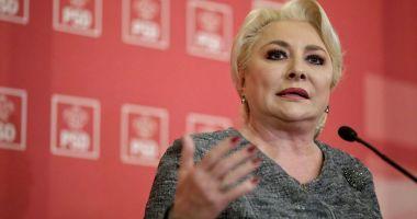 Viorica Dăncilă a cedat şi propune miniştri interimari. Cine îi va înlocui pe miniştrii demisionari