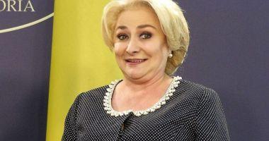 Viorica Dăncilă, întrebată despre OUG 114: Să ştiţi că nimic nu este perfect, totul este perfectibil