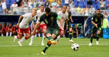 CM 2018. FIFA a amendat Federaţia daneză pentru incidentele de la meciul cu Australia