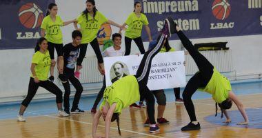 Concurs naţional de majorete şi gimnastică aerobică, la Constanţa