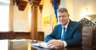 ZIUA ROMÂNILOR DE PRETUTINDENI / Ce mesaj a transmis preşedintele Iohannis